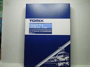 TOMIX N SCALE JR N7009000 SHINKANSEN TRAIN SET 98671