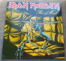 LP IRON MAIDEN Piece Of Mind , 1st EU, MINT-