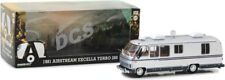 GREENLIGHT 1981 AIRSTREAM EXCELLA TURBO 280 1/43 DIECAST MODEL SILVER 86312