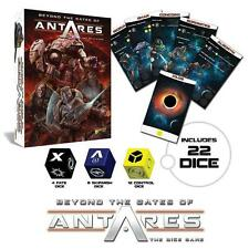 BEYOND THE GATES OF ANTARES DICE GAME  - WARLORD GAMES - SCFI -