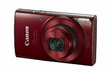 Canon PowerShot ELPH 190 IS 20MP Digital Camera w/ Smart AUTO Mode - Red