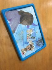 Mini iPad 1 2 3 & 4 Case Silicon Protective Cover For Kids Blue