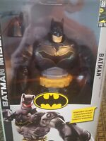 Batman Missions Removable Helmet Thrasher Suit Brand New