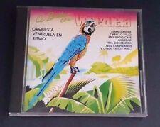 A BAILAR CON VENEZUELA / ORQ. VENEZUELA EN RITMO / CD / N MINT