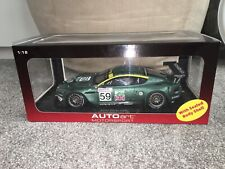 Autoart 1/18 - 80507, Aston Martin Racing DBR9 #59 Le Mans (2005) - Brand New