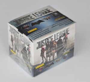 Panini Justice League box sticker