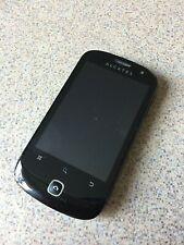 Alcatel One Touch OT-990 - Black (Unlocked) Smartphone