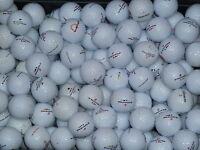 100 Grade B Pinnacle golf balls Gold Precision Bling FX Soft etc