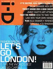 I-D #157 October 1996 IRIS PALMER Skunk Anansie KULA SHAKER Serena Rees @N.MINT@