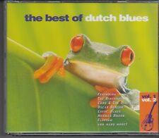 THE BEST OF DUTCH BLUES 2-CD Bintangs Flavium Cuby Livin'Blues Herman Brood etc