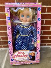Mib Talking Mrs. Beasley Vintage Collectible Doll Family Affair 2000 New In Box