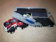 Energon Transformers Optimus Prime faltan piezas extrañas por favor leer descripción