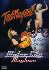 Ted Nugent - Motor City Mayhem: 6,000th Concert [New DVD] Explicit, Dolby, Digit