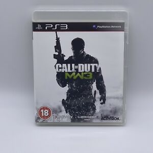 Call of Duty Modern Warfare 3 MW3 - PS3 Playstation 3 first person shooter