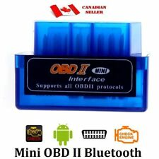 ELM327 OBD 2 OBD2 OBDII Bluetooth V 1.5 Adapter Auto Scanner TORQUE ANDROID
