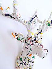 LARGE Unique decoration Stag Head Taxidermy Deer 'Surprise'