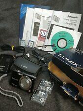 Panasonic Lumix Dmc-Fs15 12.1Mp Digital Camera, 2 Sd Cards Charger Av cable Usb