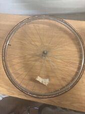 "Vintage Ukai Rims 27"" X 1-1/4"" Wheel W/ Sunshine Hub Made In Japan"