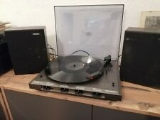 Philips RB5500 Plattenspieler Verstärker Turntable Amplifier mit Original Boxen