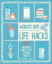 Life Hacks : 200 Things That Make Your Life Easier by Sara Devos (2016,...