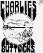 """CHARLIES """"BUTTOCKS"""" SHADOKS RE FIN HEAVY PSYCH 1971"""