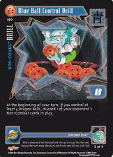 Blue Ball Control Drill CCG TCG Card DBGT Dragon Ball GT 5 Stars