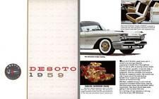 Desoto 1959 - Desoto 1929 - 1959 A Generation of Fine Cars