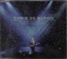 Chris De Burgh-Two Sides To Every Story Promo cd single