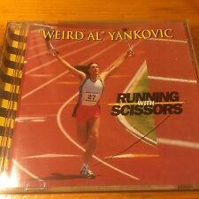 Weird Al Yankovic Running with Scissors CD