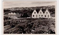THINGVELLIR: Iceland postcard with USS TIMBALIER postmark (C29335)