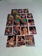 *****Sam Bowie*****  Lot of 75 cards.....18 DIFFERENT / Basketball