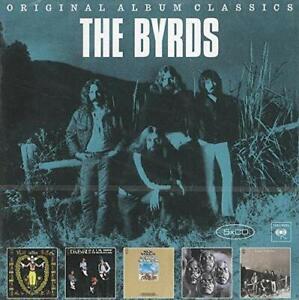 5CD*THE BYRDS**ORIGINAL ALBUM CLASSICS***NEUWERTIG!!!