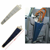 Anti-Drip Foldable Car Seat Back Umbrella Holder Storage Bag Cover Pouch Case
