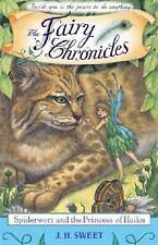 Spiderwort and the Princess of Haiku (The Fairy Chronicles)