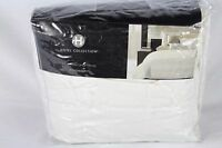Hotel Collection Woven Cord King Duvet Cover W468
