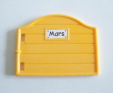 "PLAYMOBIL (T2115) EQUESTRE - Porte Jaune pour Box ""Mars"" Centre 3120"
