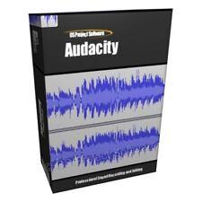 Avanquest Musik- und Audio-Editing/DAW Software
