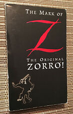 The Mark of Zorro by Johnston McCulley - Paperback Book