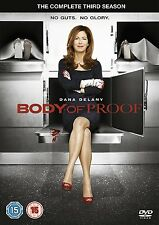 BODY OF PROOF : COMPLETE SEASON 3 - DVD - REGION 2 UK