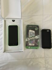 Apple iPhone 5c - 8GB - Green (Unlocked) A1456 (CDMA + GSM)