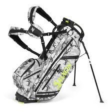 Srixon Golf Z quatre Support Sac-Blanc/Camouflage/Tour jaune