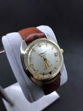 Longines Ultra Chron Date Caliber 431 Automatic 14K Solid Gold/SS