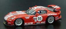 1:18 AUTOart Dodge Viper GTS-R '00 #91 Beretta Rolex 24 Hr Daytona Winner