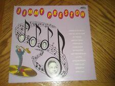 JIMMY PRESTON / VOLUME 1 ~ UK 1986 Krazy Kat Album ~ NEAR MINT