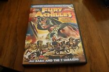 DVD Fury Of Archilles and Ali Baba and the 7 Saracens