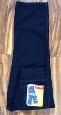 NWT! Wrangler Hero Carpenter BLACK Jeans 16 Regular NEW! FREE PRIORITY SHIPPING!