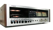 New ListingTechnics 630T Cassette Deck Serviced New Motor Belts Dolby Type Ii * Nice!