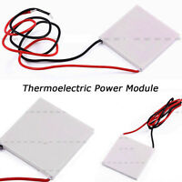 Thermoelectric Power Generator Peltier Module TEG 40*40mm 150° High Temperature