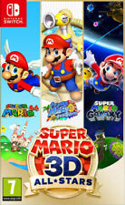 Super Mario 3D All-Stars NINTENDO SWITCH ( VERSION NEUF SOUS BLISTER 15 UNITES )