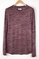 Tommy Hilfiger Herren Freizeit Pullover Sweatshirt Größe M ARZ340